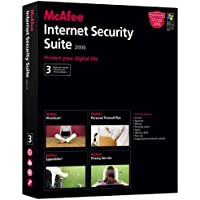McAfee Internet Security 2006 Protection Pack - 3 User