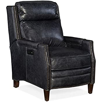 Amazon Com Hooker Furniture Regale Leather Power Recliner