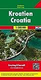 Croatia 1:500,000 (Road Maps) (English, Spanish, French, Italian and German Edition)