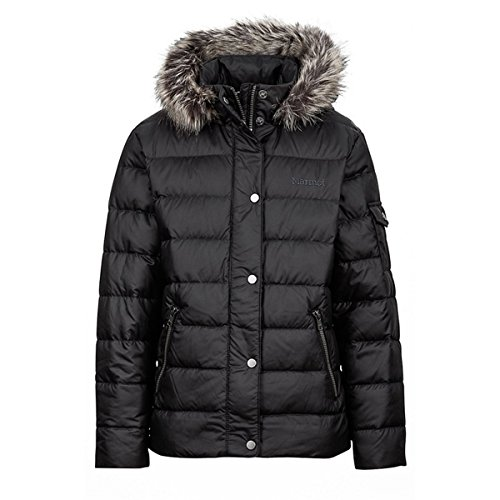 Marmot Girls Hailey Jacket, Black, Large by Marmot