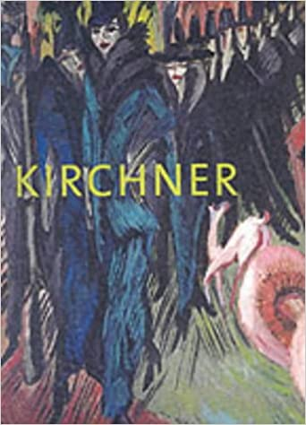 Book Ernst Ludwig Kirchner: The Dresden and Berlin Years