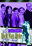 The Dick Van Dyke Show - 4 Classic Episodes - Never Name A Duck / Bank Book 6565696 / Hustling The Hustler / The Night The Roof Fell In [DVD]