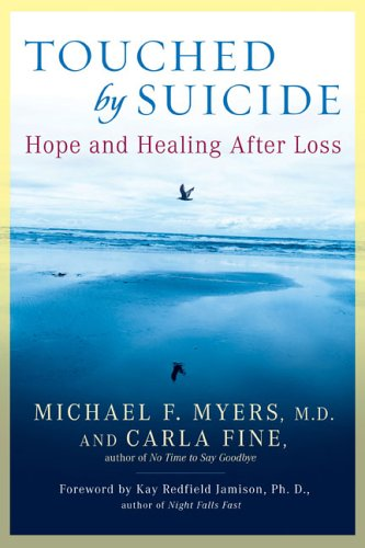 Touched by Suicide: Hope and Healing After Loss pdf