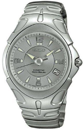 Seiko Men's Watches Kinetic Auto Relay SMA011P - - Auto Kinetic Relay Seiko