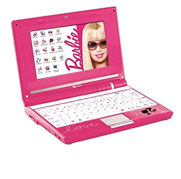 "Lexibook Master - Mi primer ordenador portátil de 7"", diseño Barbie, ..."