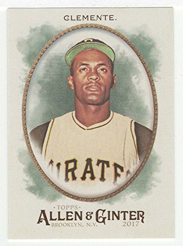 Roberto Clemente (Baseball Card) 2017 Topps Allen and Ginter # 286 Mint ()