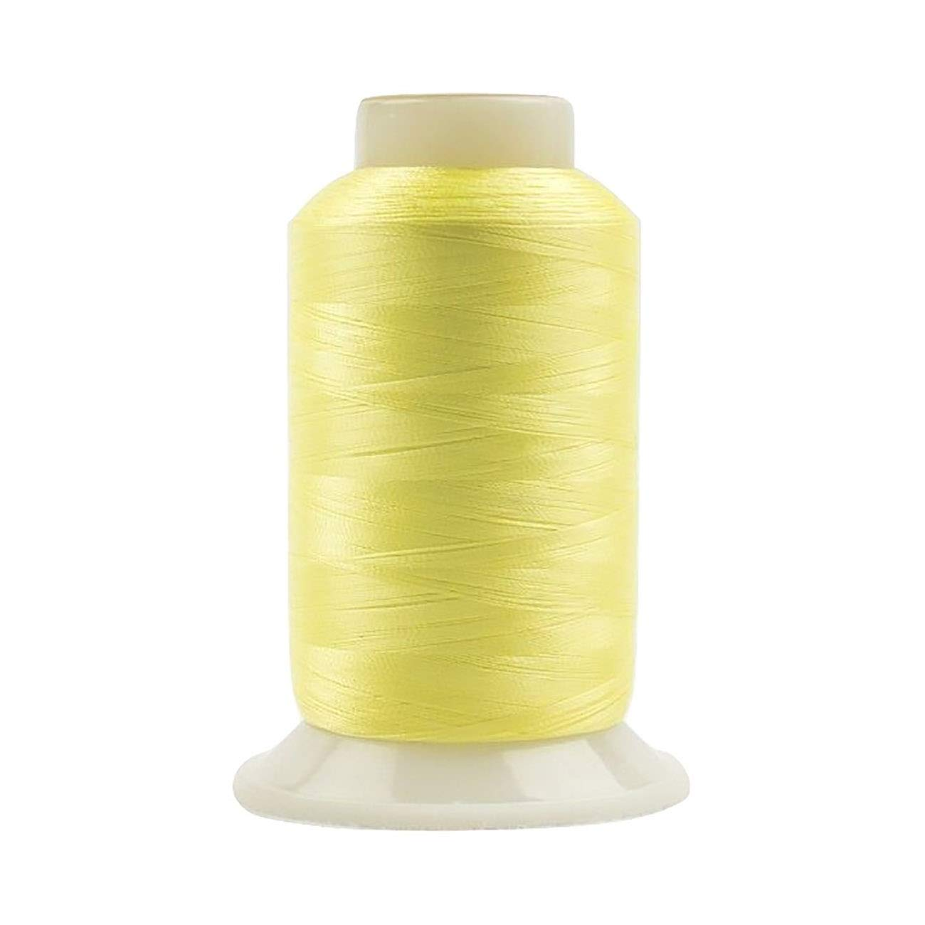InvisaFil Silk-Like Thread for Fine Sewing Rust WonderFil 2500m 2-Ply Cottonized Soft Polyester 100wt Specialty Threads