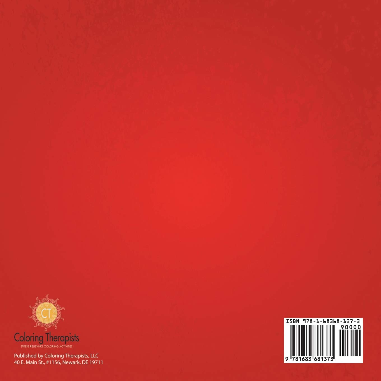 Botanical Hearts Designs Coloring Book For Adults: Amazon.es: Coloring Therapist: Libros en idiomas extranjeros