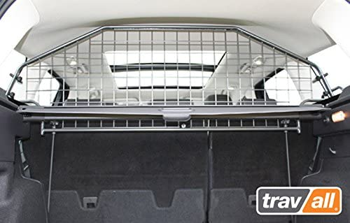 Travall Guard Compatible with Ford Escape 2012-2019 TDG1411 – Rattle-Free Steel Vehicle Specific Pet Barrier