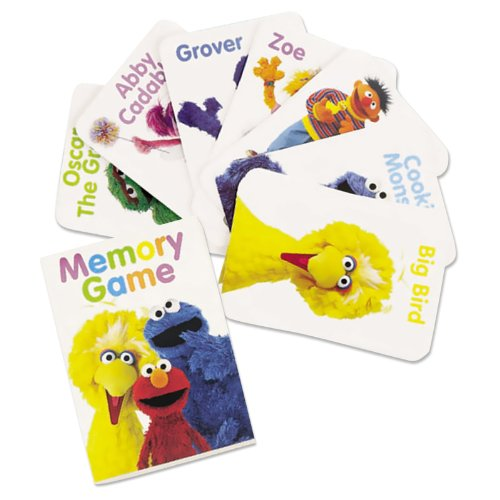 Sesame Street Deluxe Party Supplies Pack Including Compartment Dinner & Dessert Plates, Napkins, Cups, Invitations, Thank You Notes and Tablecover - 57 (Baby Sesame Street Party Supplies)