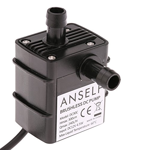 Ultra-quiet Brushless Submersible Water Pump - 7