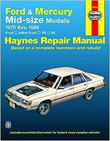 1975 Mercury Montego Owners Manual 75