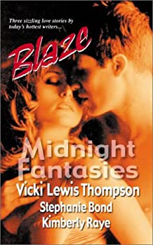 Midnight Fantasies 0373834640 Book Cover