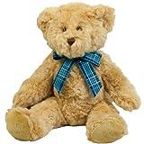 Mumbles Bracken Plush Teddy Bear / Childrens Soft Toy (S) (Brown (Light))