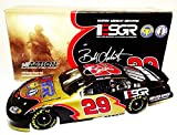 AUTOGRAPHED 2004 Bobby Labonte #29 ESGR ARMY Racing (Busch Series) Action Signed 1/24 NASCAR Diecast Car with COA (1 of only 4,824 produced!)