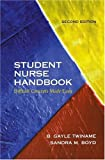 img - for Student Nurse Handbook: Difficult Concepts Made Easy (2nd Edition) book / textbook / text book