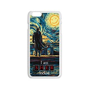 SANLSI Starry Fall (Sherlock) Cell Phone Case for Iphone 6