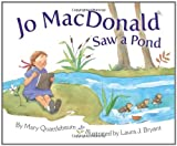 Jo MacDonald Saw a Pond, Mary Quattlebaum, 1584691506