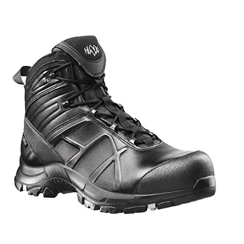 Haix Safety 50 Mid Black