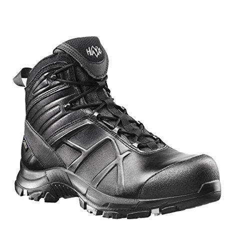 Haix Safety 50Mid Black
