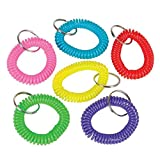 2.5'' SPIRAL KEYCHAIN, Case of 432