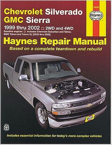 2001 chevrolet tahoe service repair manual software