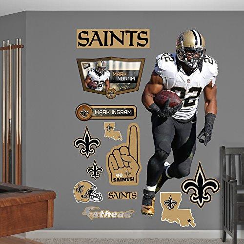 Mark Ingram New Orleans Saints Poster Saints Mark Ingram