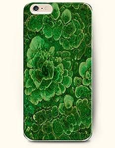 Stylish Malachite Pattern )- Jade Sea Creature