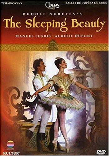 Price comparison product image Tchaikovsky - The Sleeping Beauty / Aurelie Dupont,  Manuel Legris,  Vincent Cordier,  Nathalie Quernet,  Laurent Queval,  Paris Opera Ballet