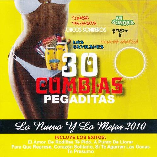 30 Cumbias Pegaditas: Lo Nuevo.