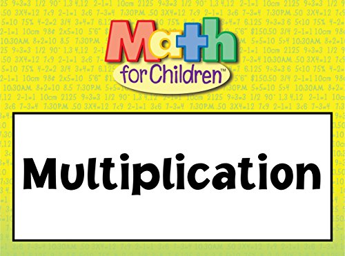 Multiplication (Multiplication Facts Tips)