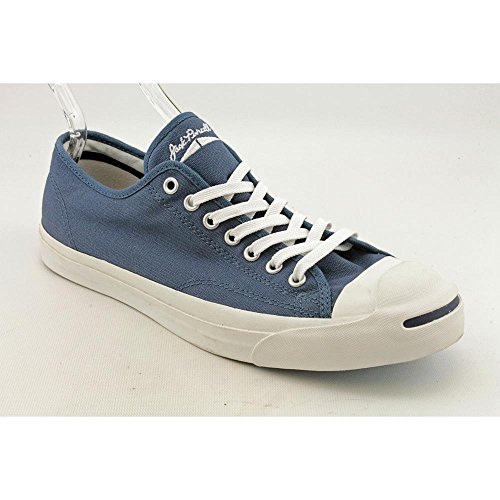 Converse Unisex Jack Purcell CP OX Navy/White - Men Top Converse Mid