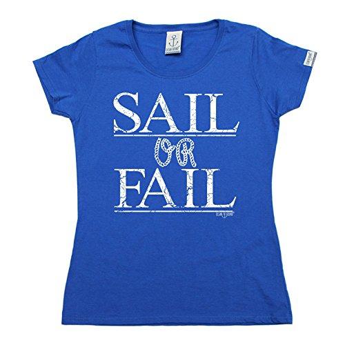 OB Premium - Women's Sail Or Fail (XXL - ROY) FIT - Sail Fail