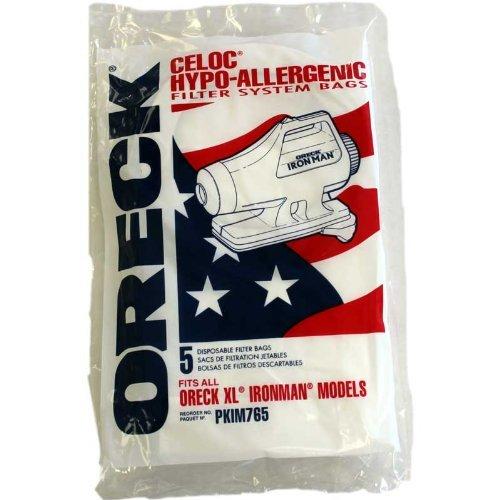 oreck iron man vacuum bags - 1