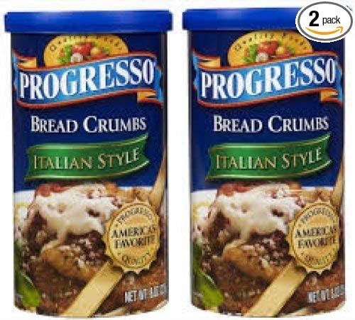 Progresso migas de pan estilo italiano 15 oz. Cada uno (Pack ...