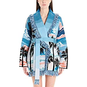ALANUI Fashion Womens LWHB001R200850108888 Light Blue Cardigan   Spring-Summer 20
