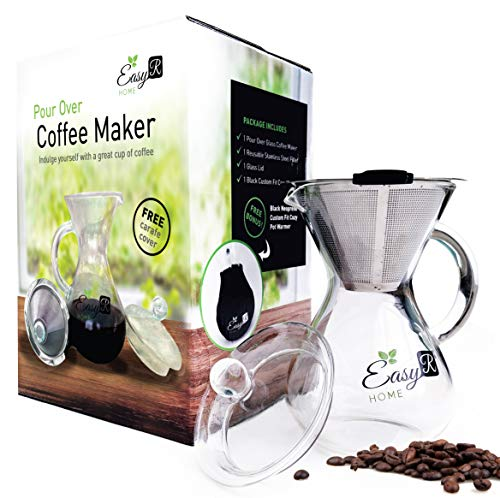 Pour Over Coffee Maker Set Only $26.97 (Was $49.97) **Coffee Lover Gift Idea**