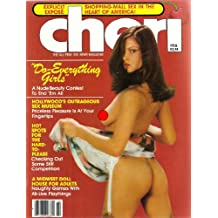 CHERI MAGAZINE FEBRUARY 1982