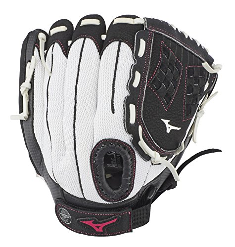 - Mizuno GPP1105F3 Prospect Finch Series Youth Softball Gloves, 11