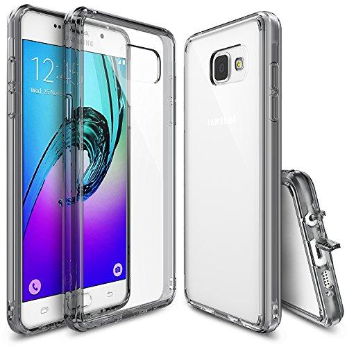 TPU Back Case For Samsung Galaxy A3 (Black) - 4