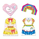 Aikatsu! Aikatsu! Card with fashion letter Angely Sugar & Happy Rainbow set (japan import)
