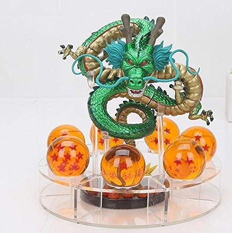 M C S Figura Dragon Shenron PVC Dragon Ball Z (Verde ...