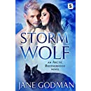 Storm Wolf: A Shifter Romance (Arctic Brotherhood, Book 3)