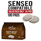 Comprar Senseo compatible pods Italian Coffee (Vigorous, 180 Pads) en Amazon