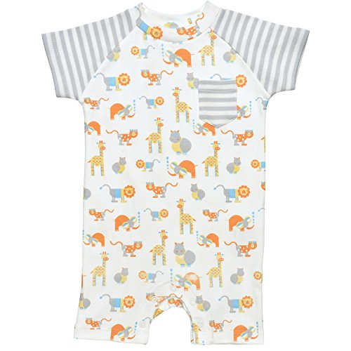 Under the Nile Baby Boy Romper
