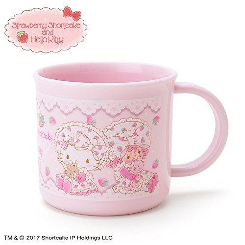 Sanrio Hello Kitty × Strawberry Shortcake Purakappu From Japan New (Strawberry Shortcake Hat)