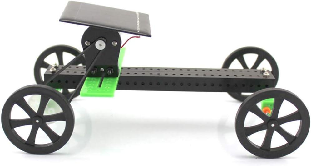 SaniMomo Assemble Solar Powered Car Students Scientific Experiment Kit For Kids Toys