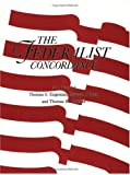 The Federalist Concordance 9780226208374