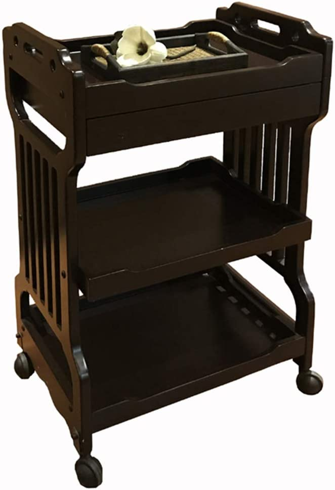 Beauty Salon Trolley Spa Storage Systems,Kitchen Utility Carts,Suitable for Kitchen, Living Room, Bathroom, Service carts: Home & Kitchen