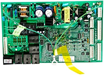 ge refrigerator control board wiring diagram amazon com ge wr55x10956 main control board assembly for  ge wr55x10956 main control board